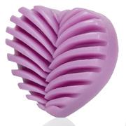Мыло лавандовое ручной работы Сердце