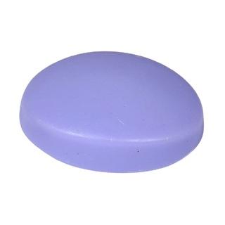 Мыло лавандовое ручной работы овальное