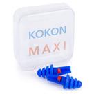 Многоразовые беруши для сна с мягким держателем Kokon Maxi SNR 34 дБ