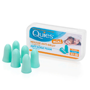 Пенные беруши для детей Quies Mini 3 пары SNR 33 дБ