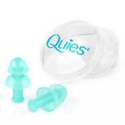 Многоразовые беруши для плавания из мягкого силикона Quies Aquaplug 1 пара