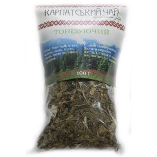 Травяной чай Тонизирующий