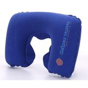 Подушка для путешествий 2406 надувная с принтом клиента