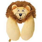 Детская дорожная подушка GO TRAVEL 2702 Лев